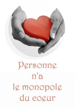 monopole du coeur