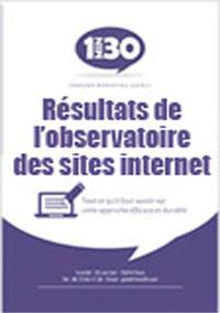 L'Observatoire des sites Internet professionnels français