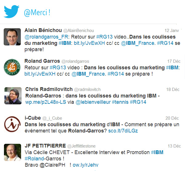 dans les coulisses du marketing IBM