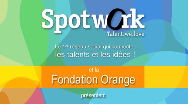 spotwork fondation Orange